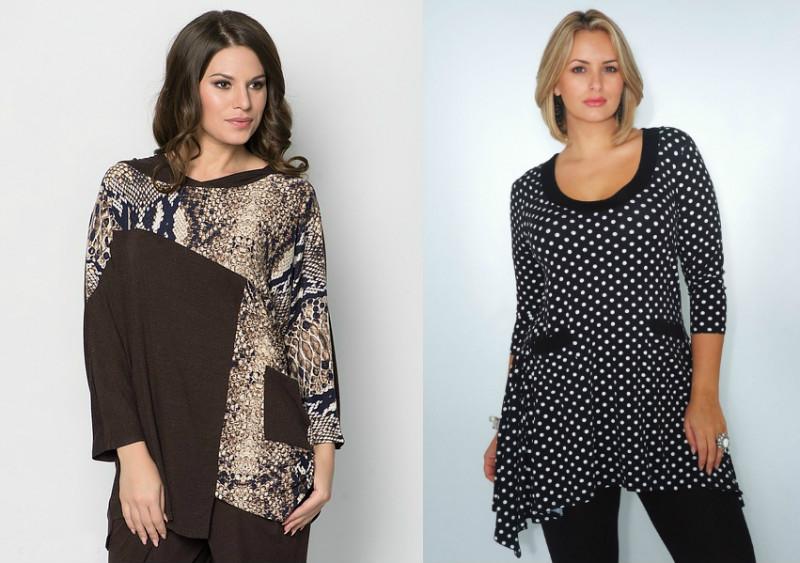 Домашняя туника – изысканная замена халату, Мода от