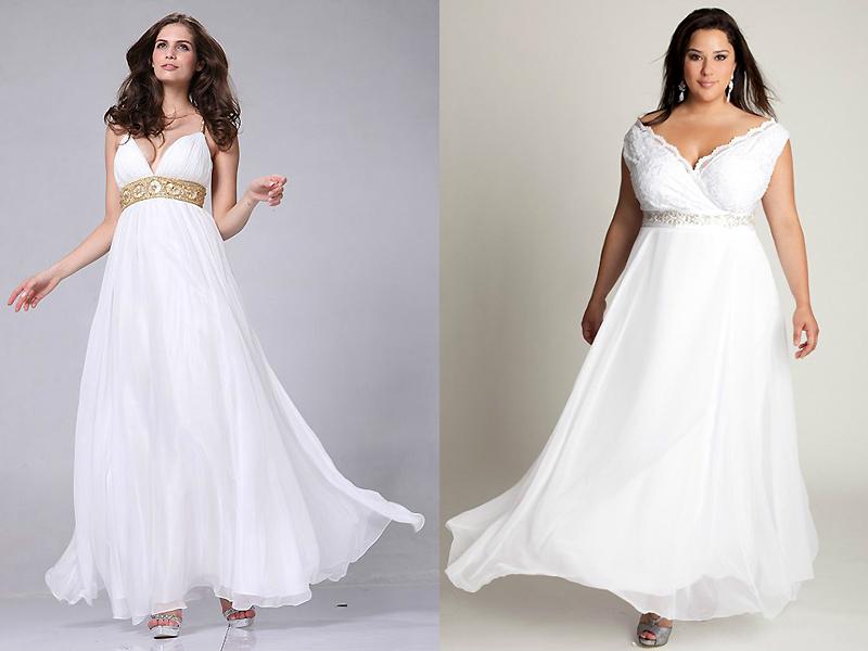 Свадебные Платья В Греческом Стиле Для Худых