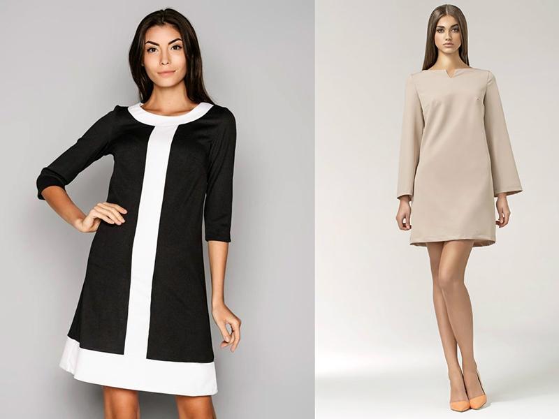 Чем носить платья из кожи
