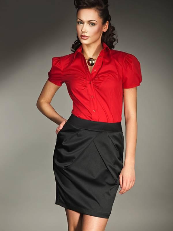 Где купить блузку с рукавами