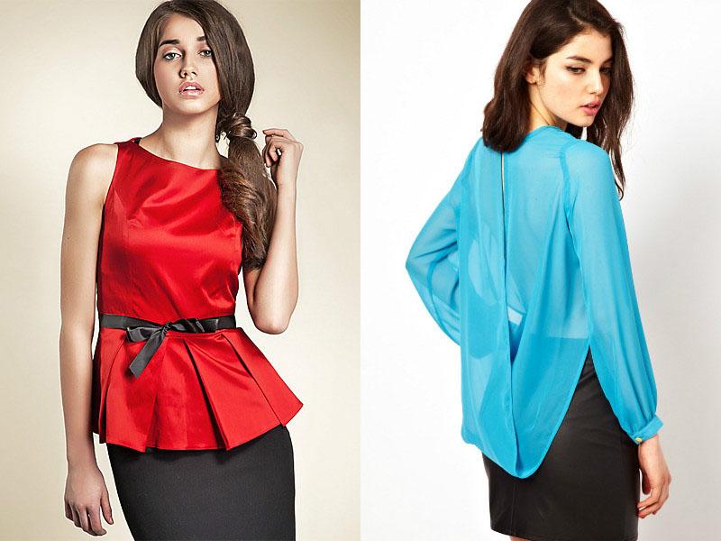Купить Женскую Блузку Нарядную