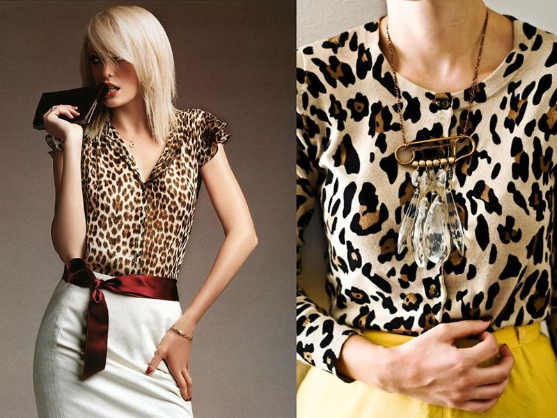 Леопардовая Блузка Где Купить
