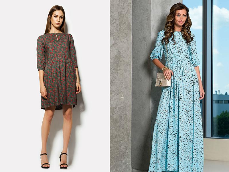 5ddcaa4c52b2 Шьются мусульманские платья из штапеля со свободным силуэтом, длинным  рукавом и длиной в пол. Но благодаря свойствам ткани, даже летним днем ...