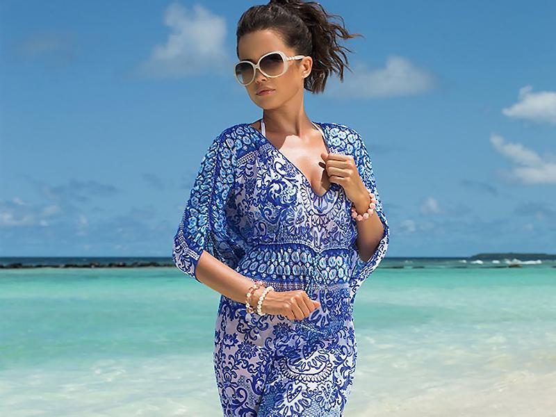 Пляжные платья