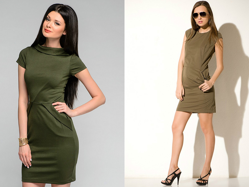 a45590457669 Дома моды демонстрировали женские костюмы с объемными карманами, которые  слишком походили на военную униформу. Начиная с 30-х годов, платье  свободного кроя ...