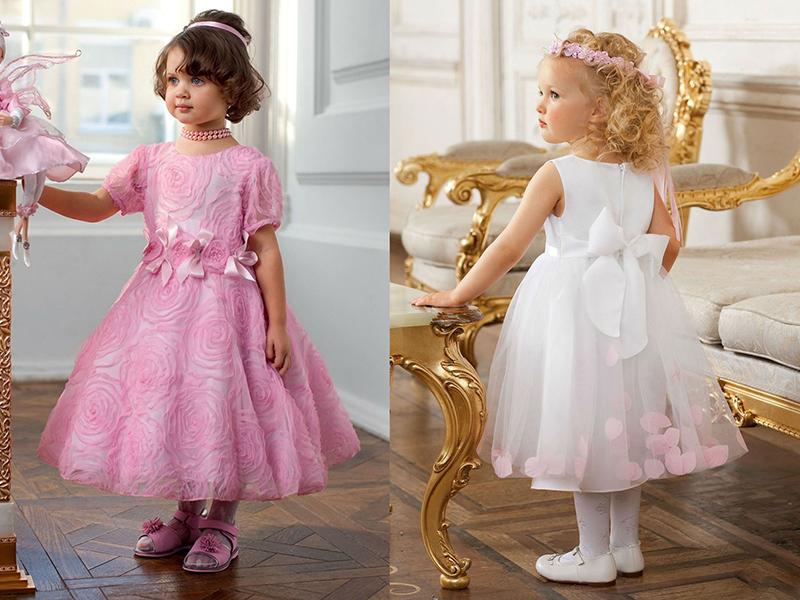 Картинки девочки в пашных коротких платьях