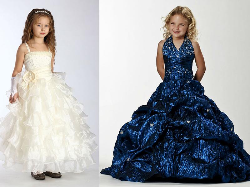 Купить Вечернее Платье Девочке 10 Лет