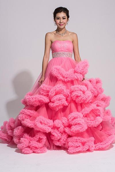 Платье облако своими руками для девочки 100