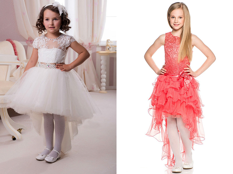 Детские платья фото и туфли
