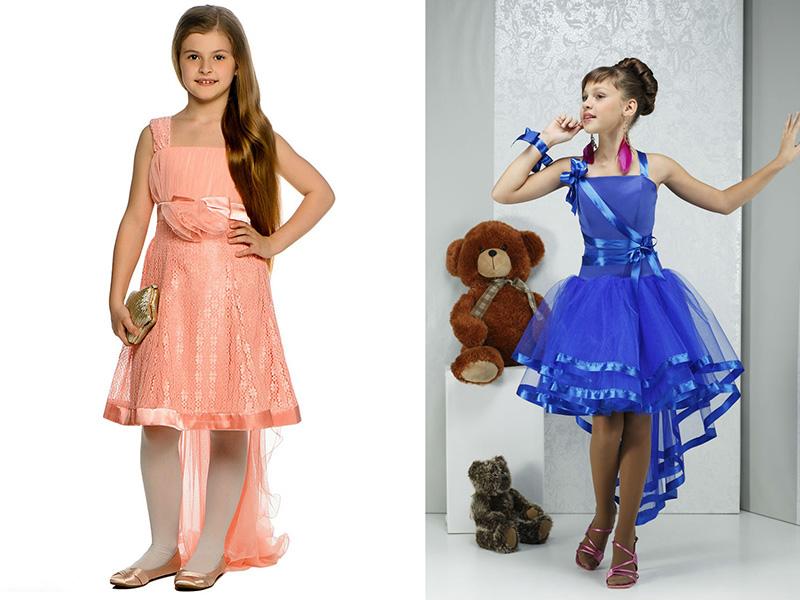 Выпускное Платье 4 Класс Купить