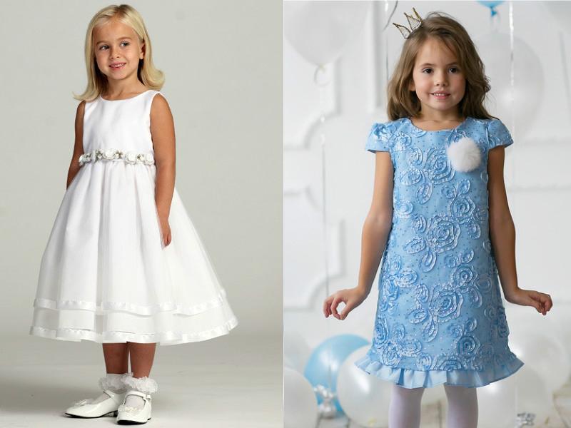 Купить Красивое Платье На Девочку