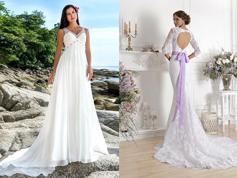 Как сделать шлейф своими руками на свадебное платье 14
