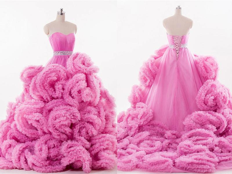 Платье облако своими руками для девочки 91
