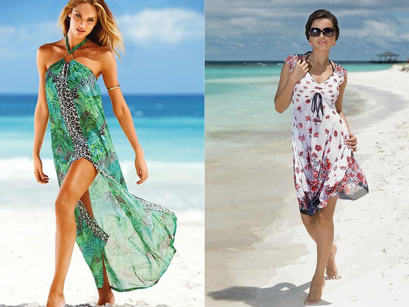 Одежда для пляжного отдыха