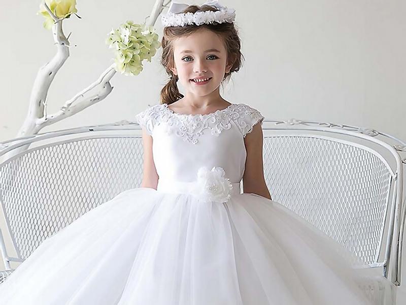 Фото детские платья на свадьбу