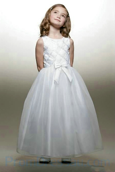 Украшение нарядных платьев