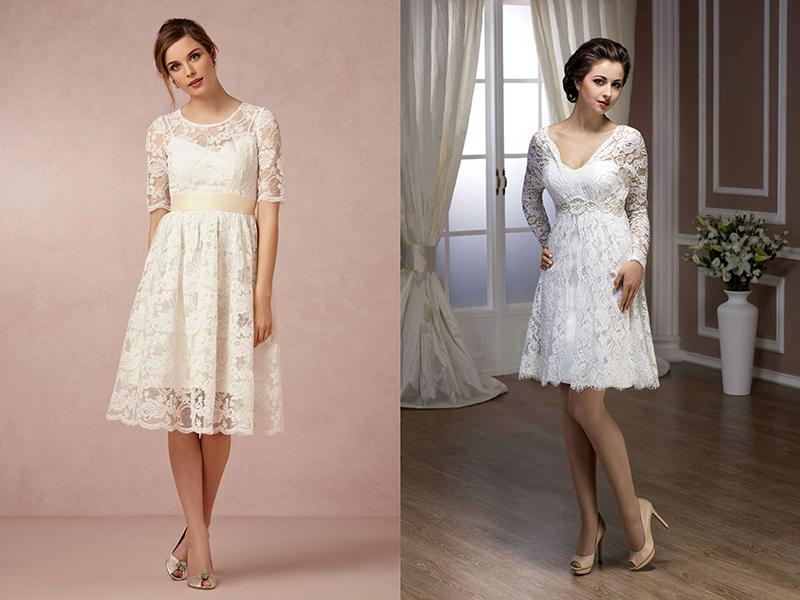 Сшить платья для венчания