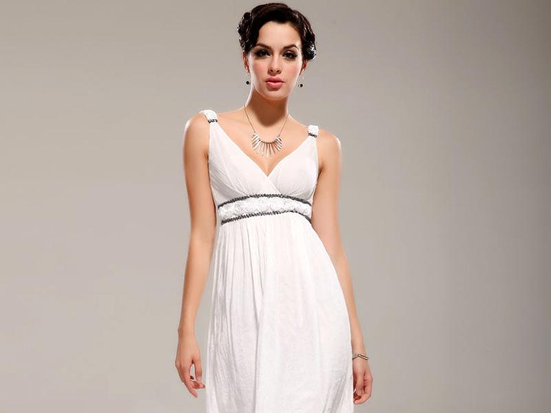 Платье в греческом стиле  раскрываем секреты стиля ad209c5306da0