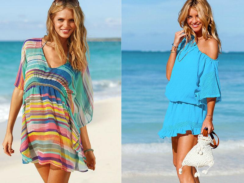 Одежда Для Пляжного Отдыха Для Полных