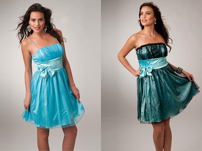 Платье из атласных лент как сшить