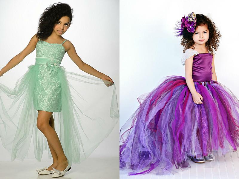 Выпускное платье своими руками для девочек 75
