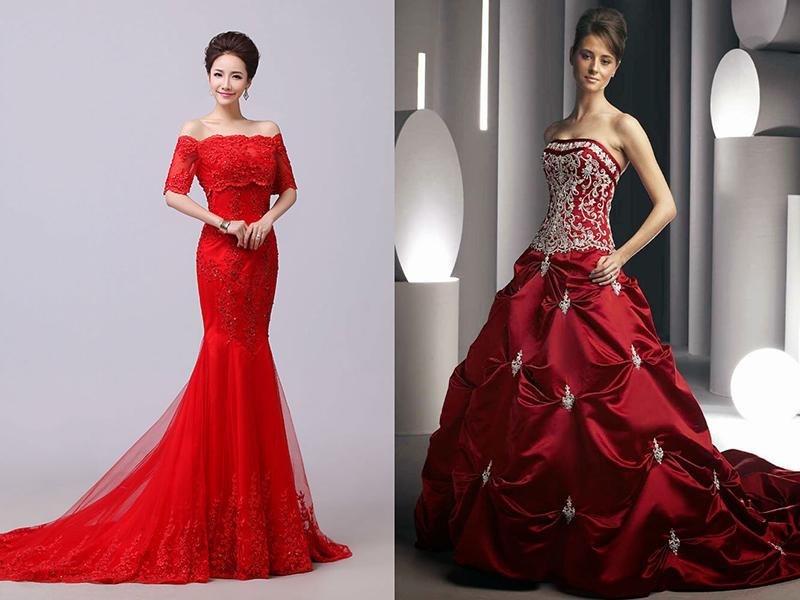 Купить Красное Красивое Платье
