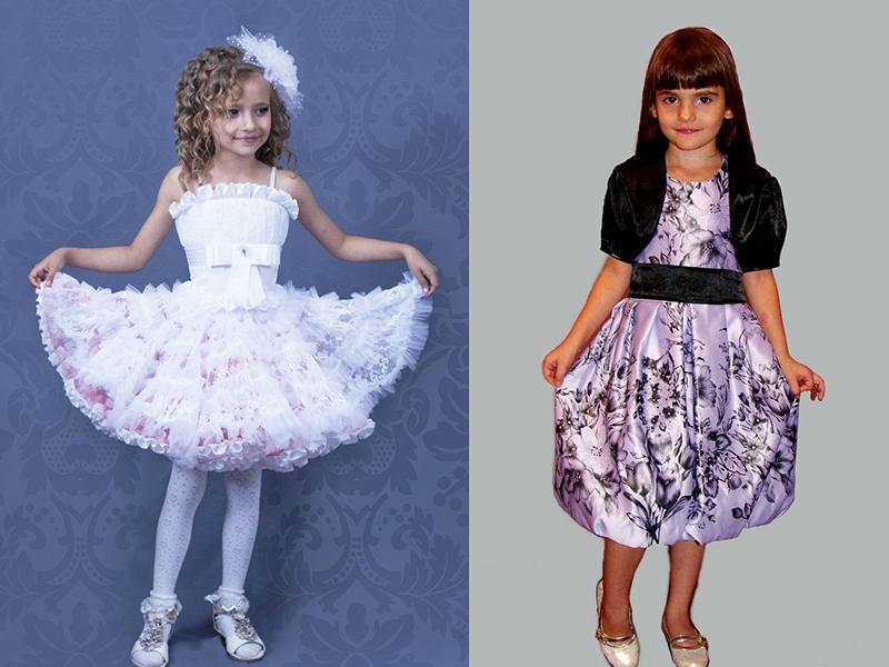 Модели для девочек платья юбки