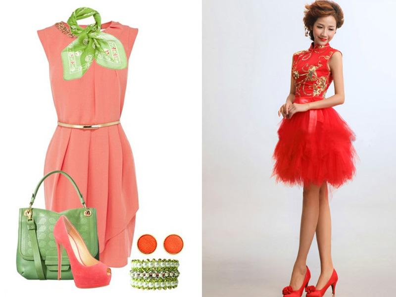 Как создать образ платья