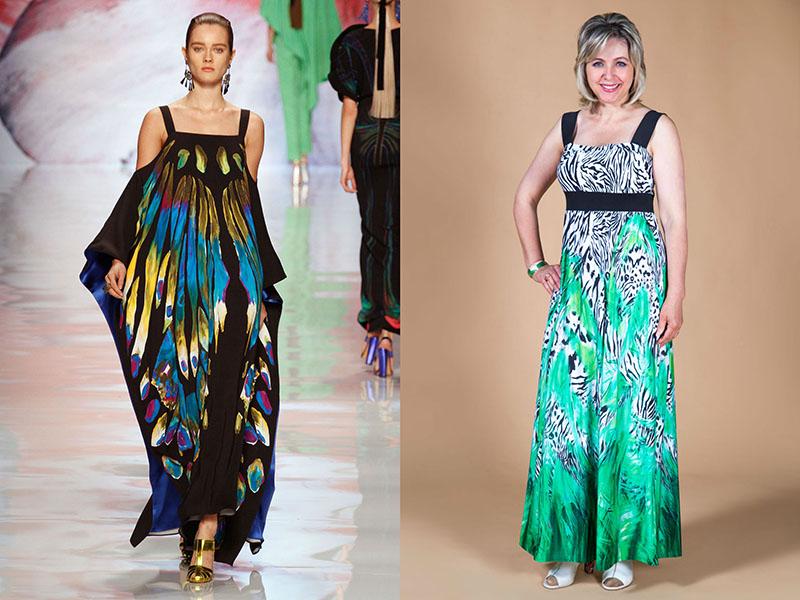Платья и сарафаны фото моделей