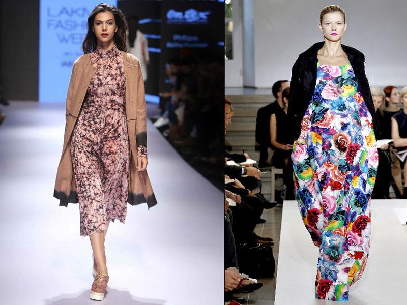 Ситцевые платья для пожилых