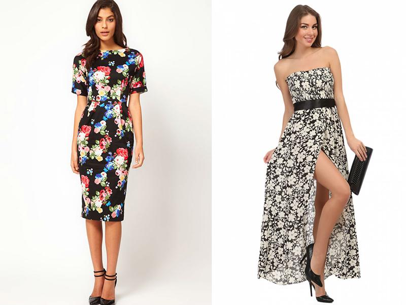 модели платьев для шитья