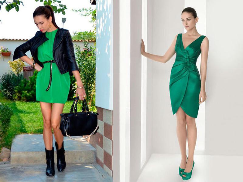 Купить Платье Изумрудного Цвета В Интернет Магазине