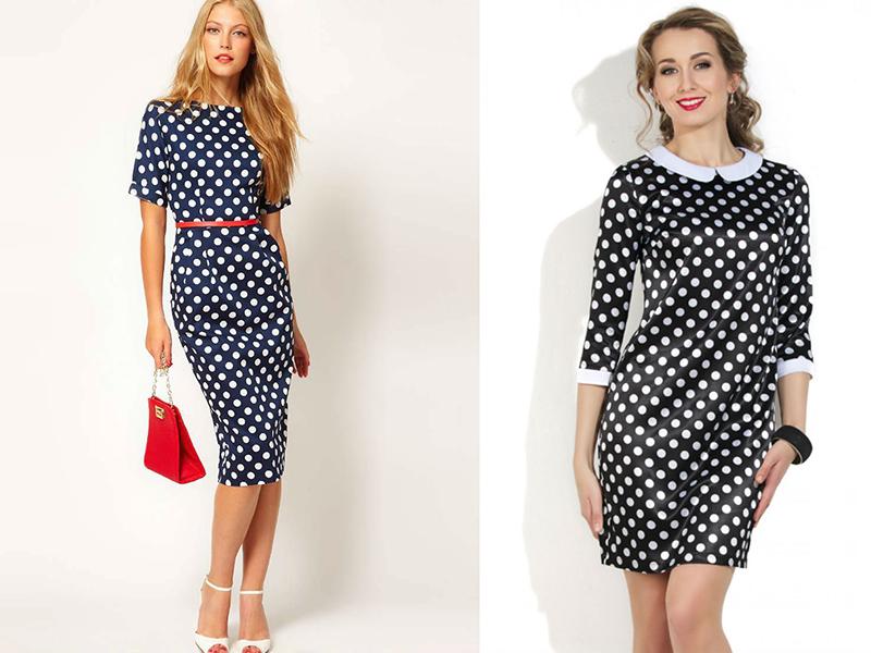 Простые платья для пошива