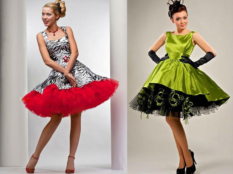 Платья стиляги недорого купить в