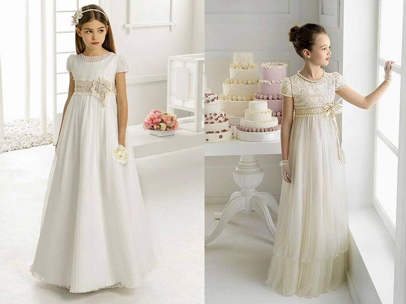 Платья для девочки в греческом стиле