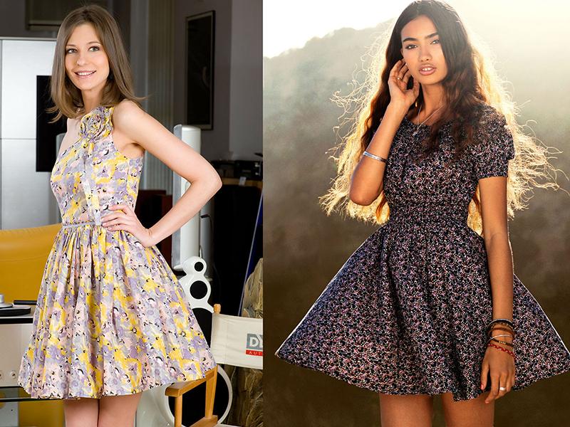 Платье солнышко для девушки