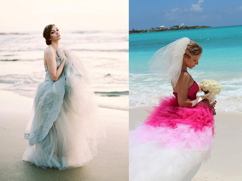 Свадебное Платье Для Моря Купить