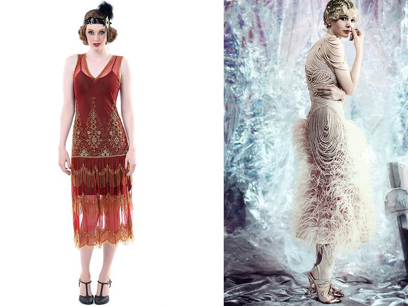 Купить Платье В Стиле Великий Гэтсби