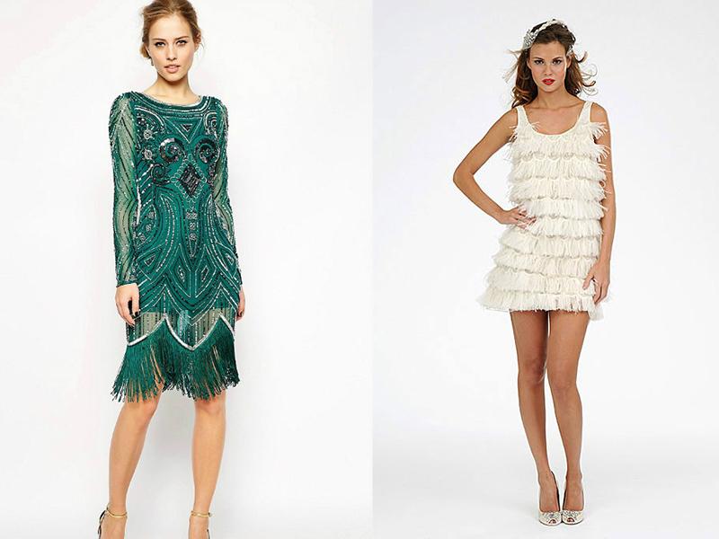 Платье 20-е
