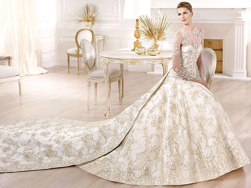 66c97bda0dea Свадебные платья со шлейфом  выбираем правильный фасон