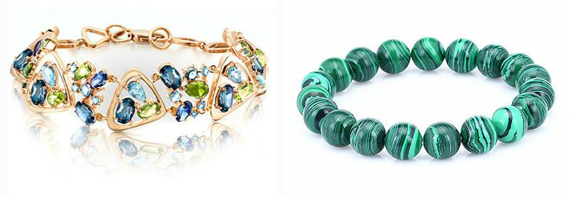 Бижутерия браслеты из кристаллов
