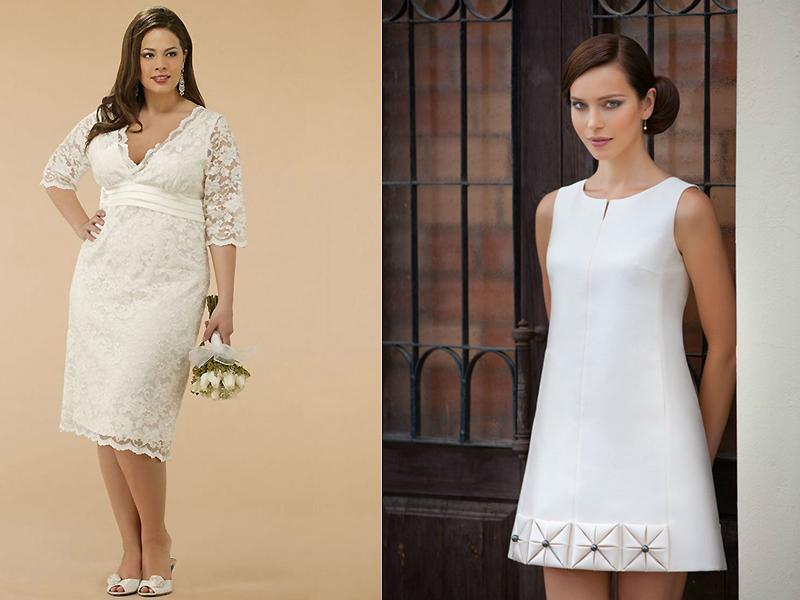 Форма декольте платье