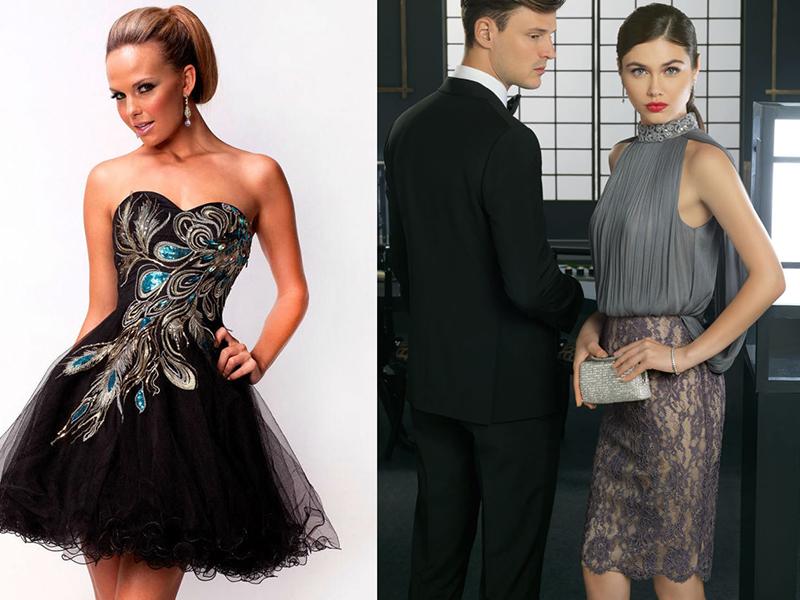 Платья на разные мероприятия