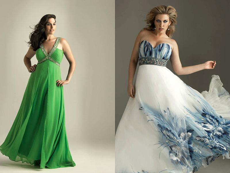 Фасоны платьев для выступления на сцене