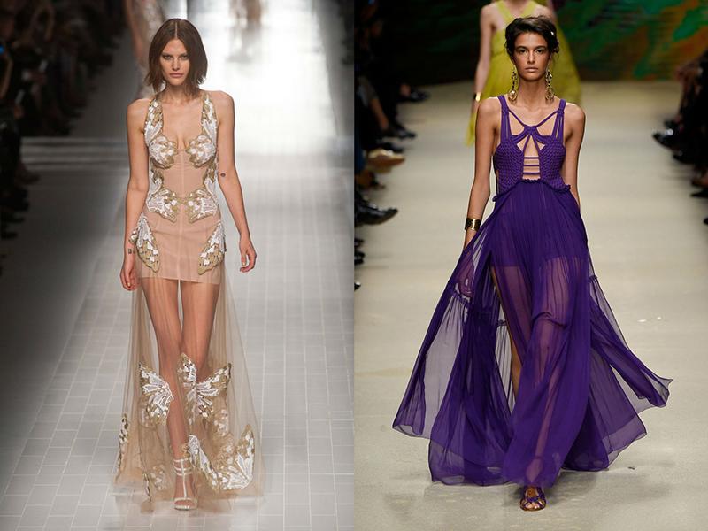 Просвечивающиеся платья юбки фото фото 34-409