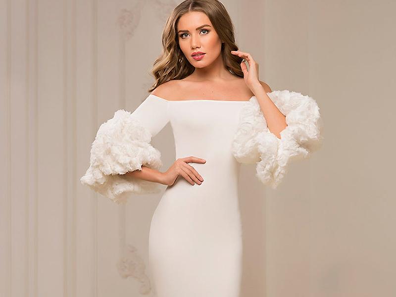 Белое Платье Белая Доставка