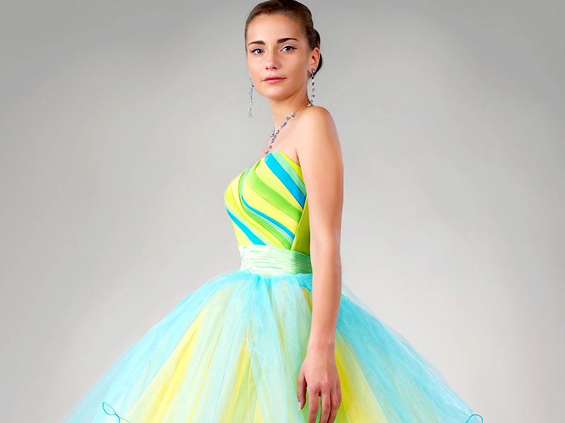 Фасоны платьев юбка солнце