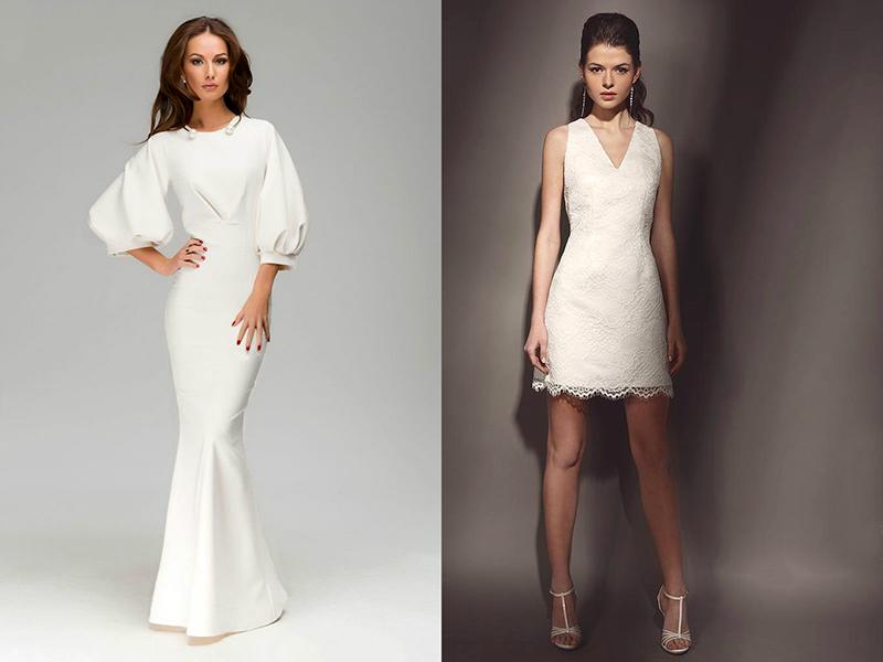 Ткань для классических платьев