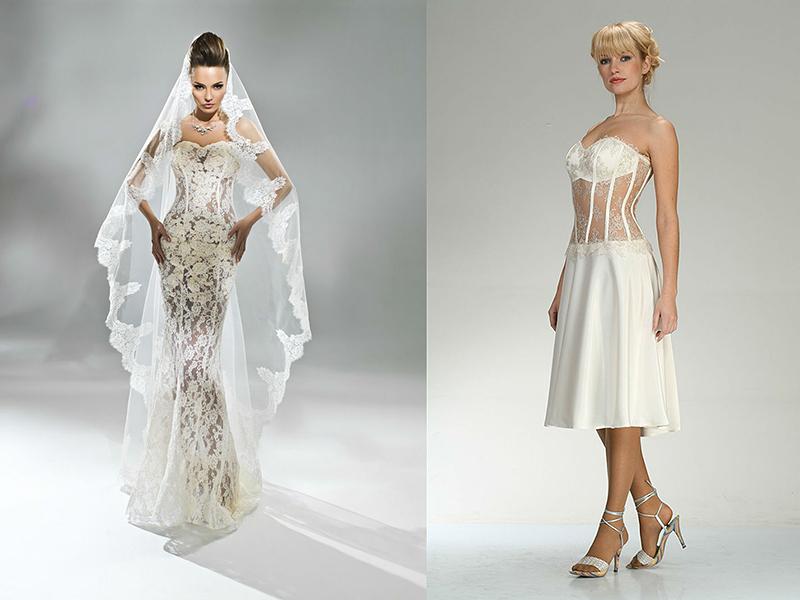 Просвечивающие платья у девушек фото
