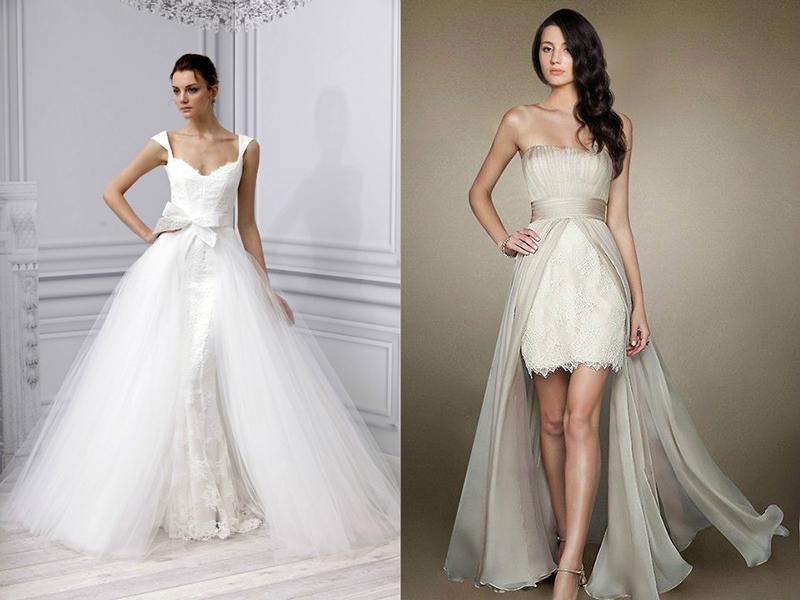 Как сделать прямое платье пышнее
